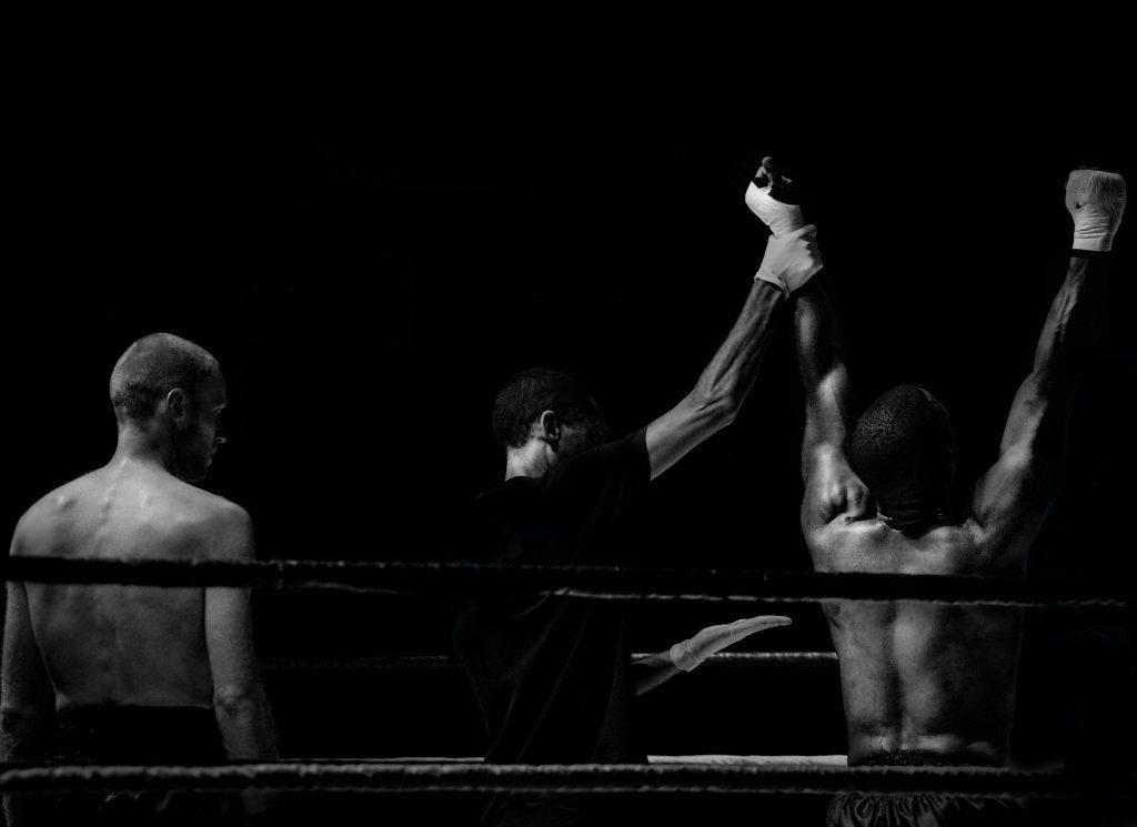 vincitore boxe